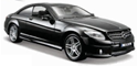 Picture of MERCEDES-BENZ CL63 AMG Die-Cast Model METALLIC BLACK [Scale 1:24] - MAISTO Special Edition
